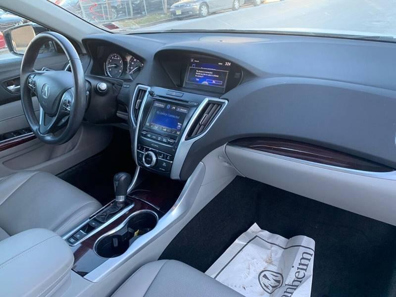 Acura TLX 2016 price $18,650