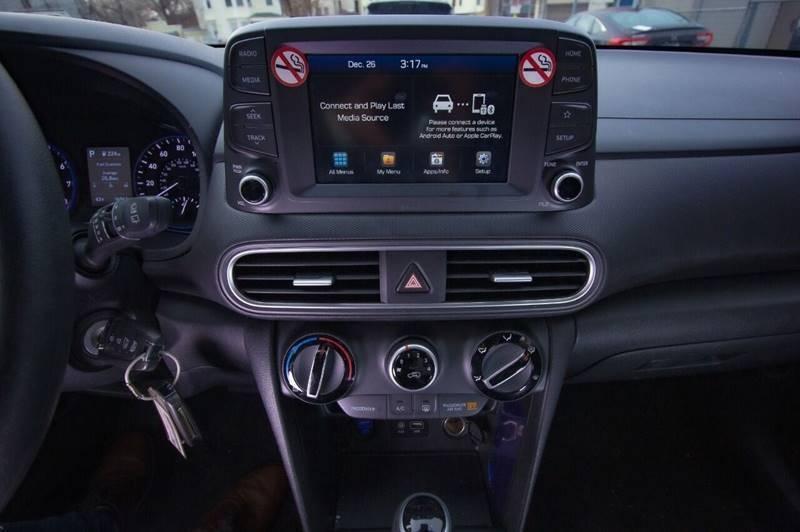 Hyundai Kona 2019 price $499