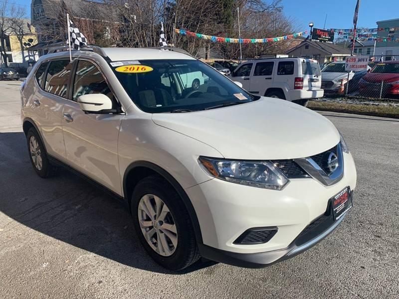 Nissan Rogue 2016 price $499
