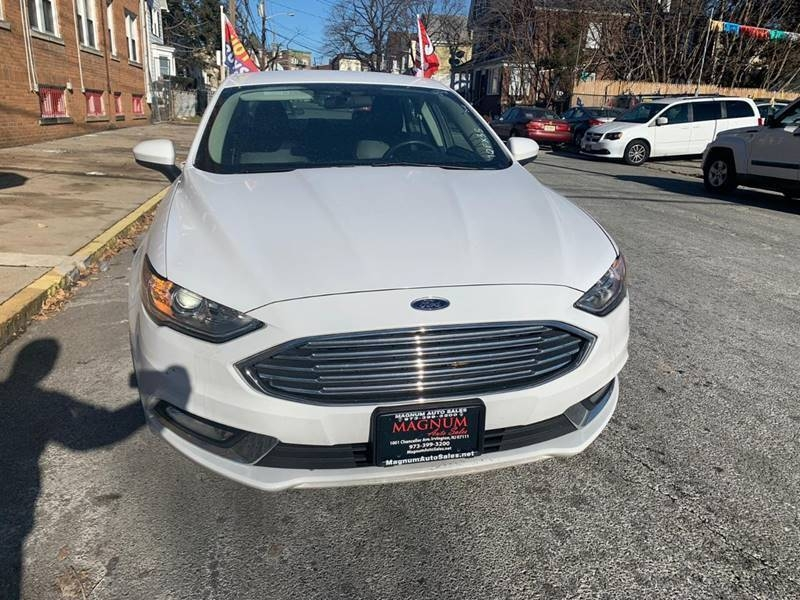Ford Fusion Hybrid 2018 price $15,600