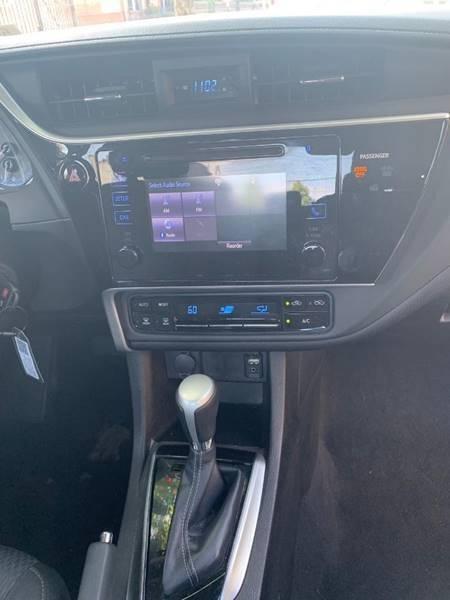 Toyota Corolla 2017 price $13,150