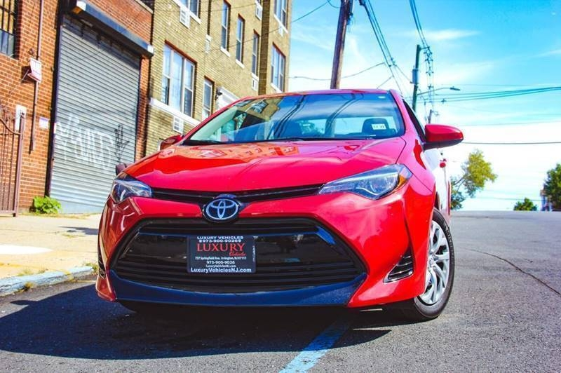 Toyota Corolla 2018 price $15,680