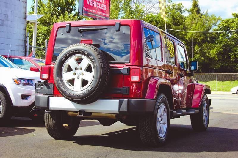 Jeep Wrangler Unlimited 2012 price $499