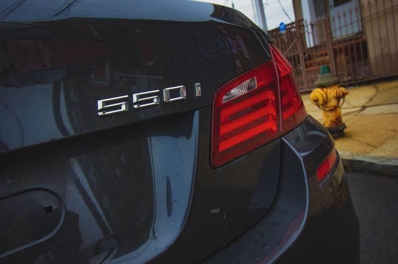BMW 5 Series 2013 price $17,999