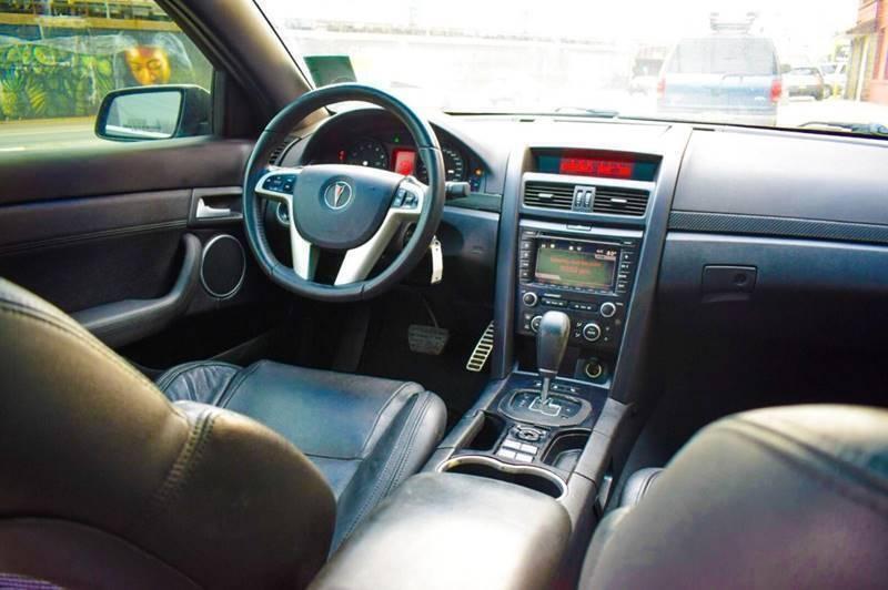 Pontiac G8 2008 price $16,500