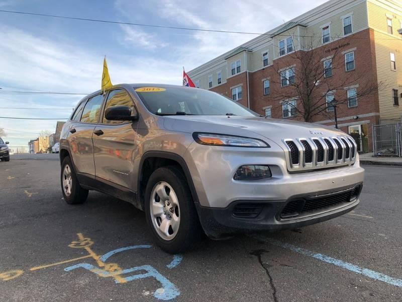 Jeep Cherokee 2015 price $499