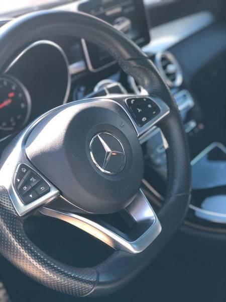 Mercedes-Benz C-Class 2017 price $22,850