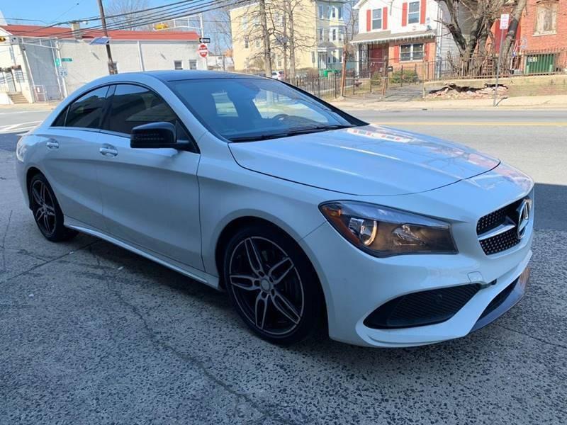 Mercedes-Benz CLA 2017 price $499
