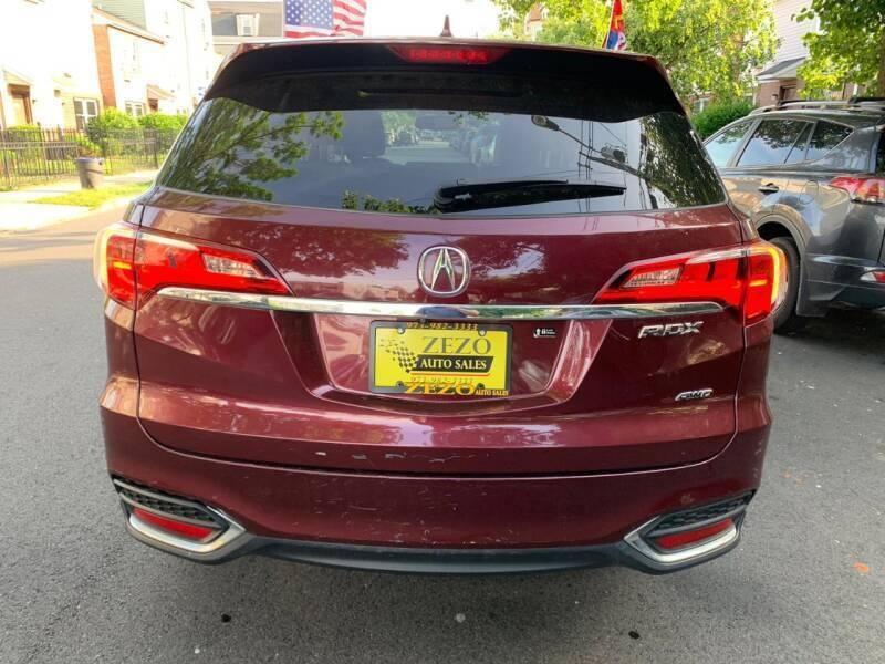 Acura RDX 2017 price $23,900