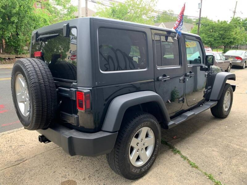 Jeep Wrangler Unlimited 2014 price $999