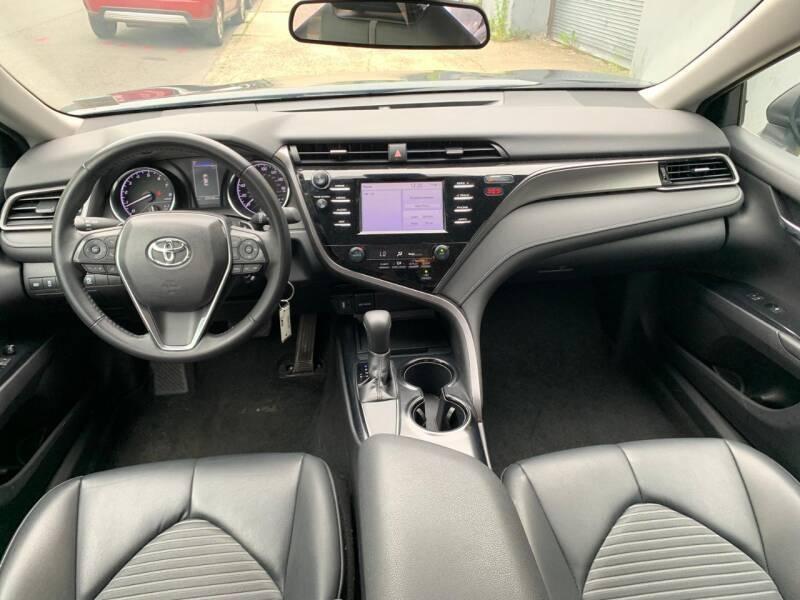 Toyota Camry 2019 price $499
