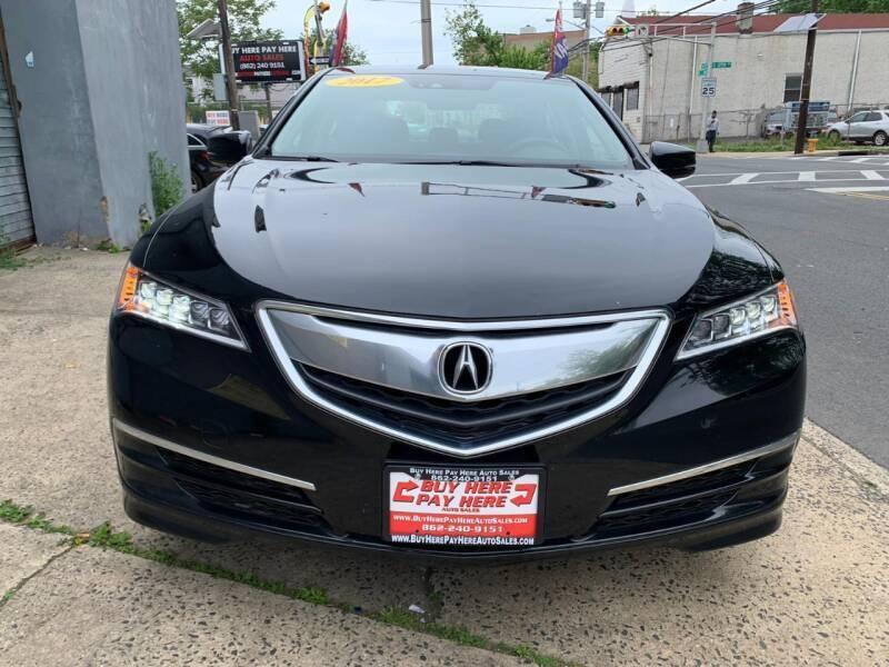Acura TLX 2017 price $21,500