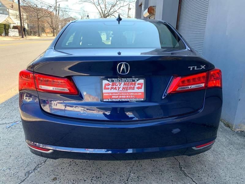 Acura TLX 2018 price $26,500
