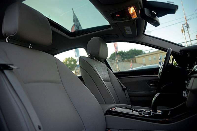 BMW 5 Series 2012 price $13,500