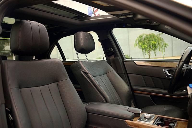 Mercedes-Benz E-Class 2011 price $16,500