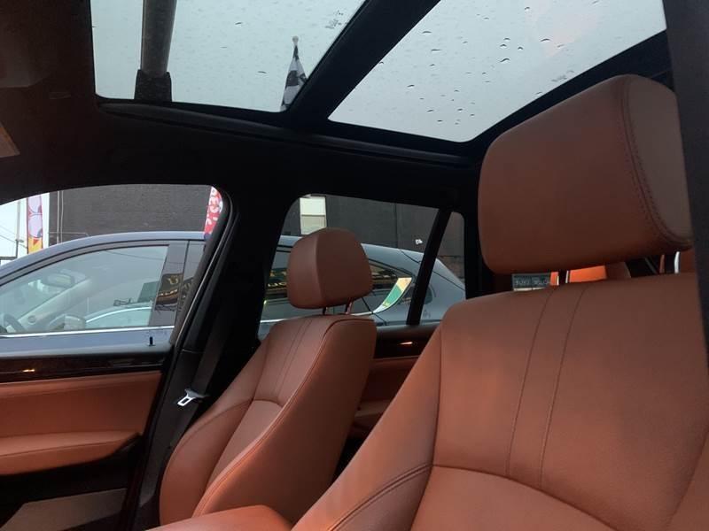 BMW X3 2017 price $25,600