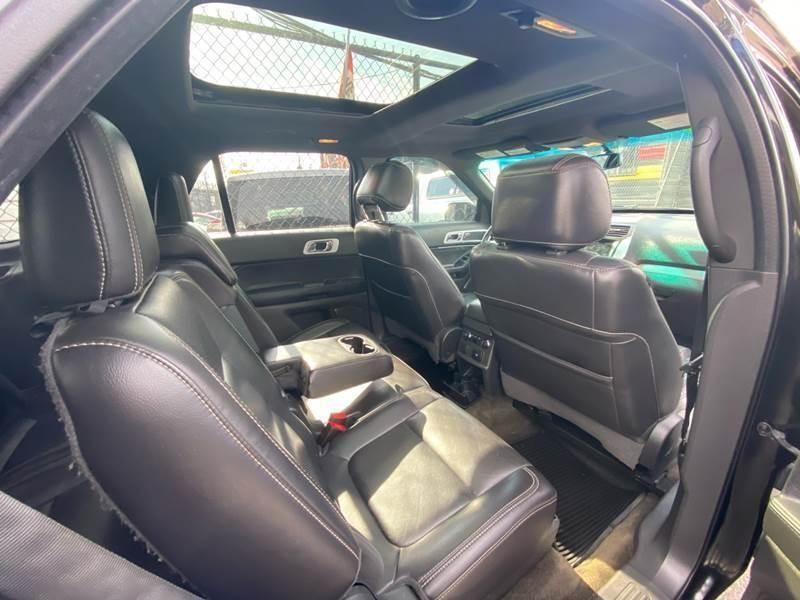 Ford Explorer 2013 price $12,000