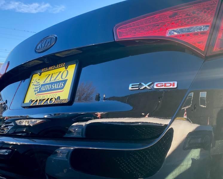 Kia Optima 2012 price $499