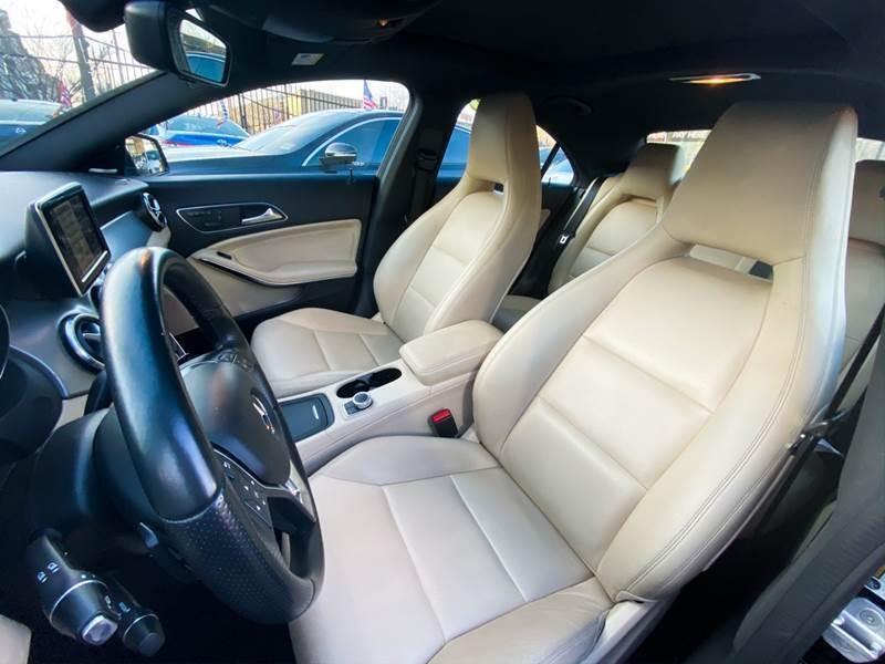 Mercedes-Benz CLA 2014 price $15,913