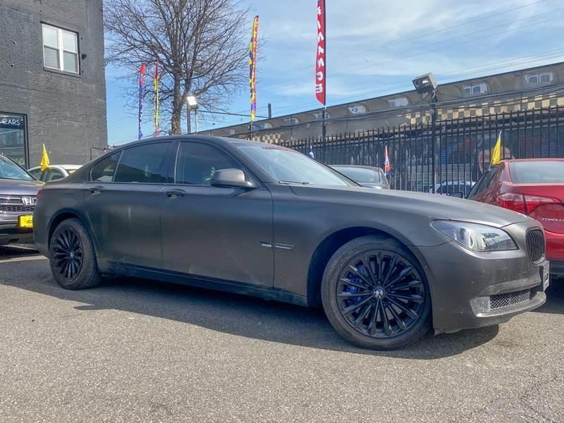 BMW 7 Series 2012 price $18,995