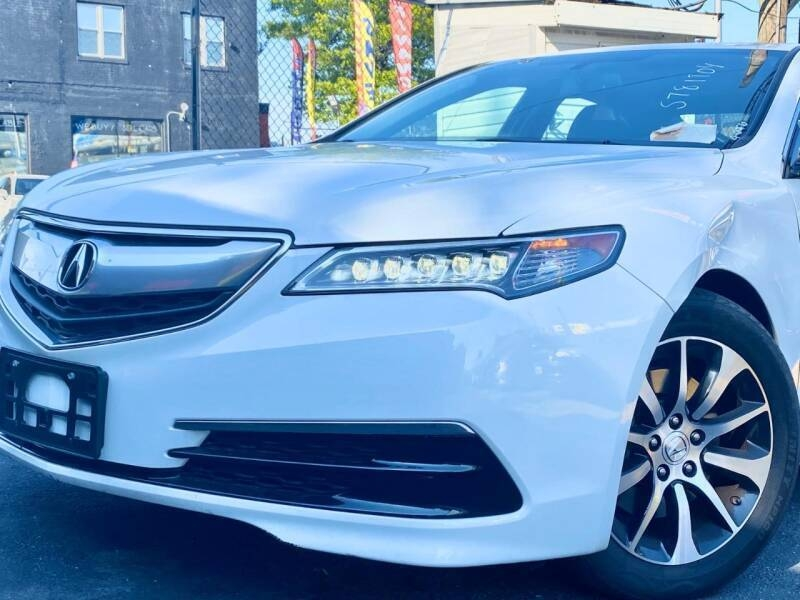 Acura TLX 2017 price $19,950