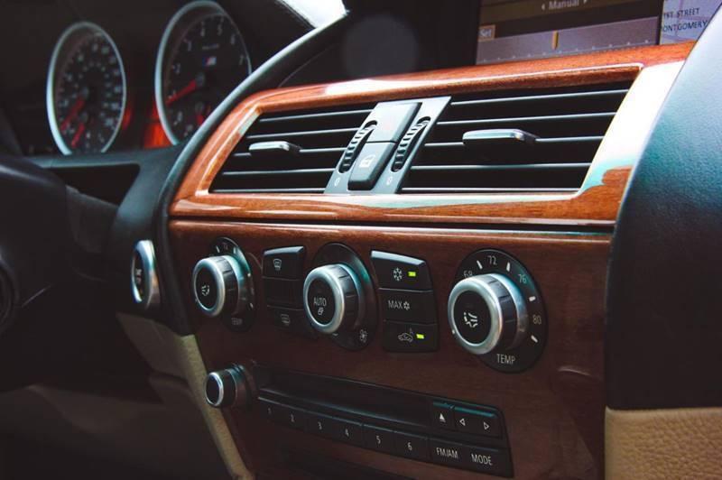 BMW M6 2008 price $19,850