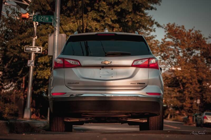 Chevrolet Equinox 2018 price $25,800