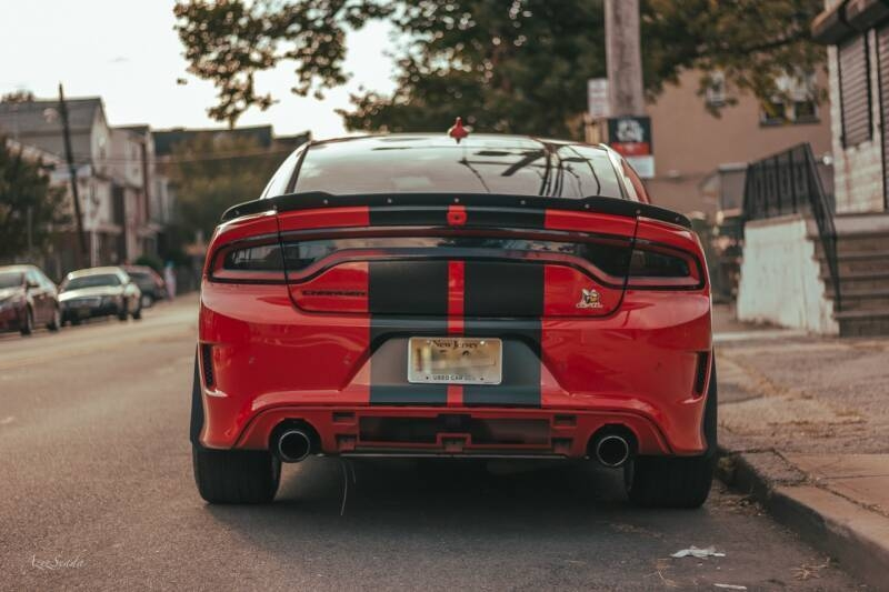 Dodge Charger 2018 price $47,200
