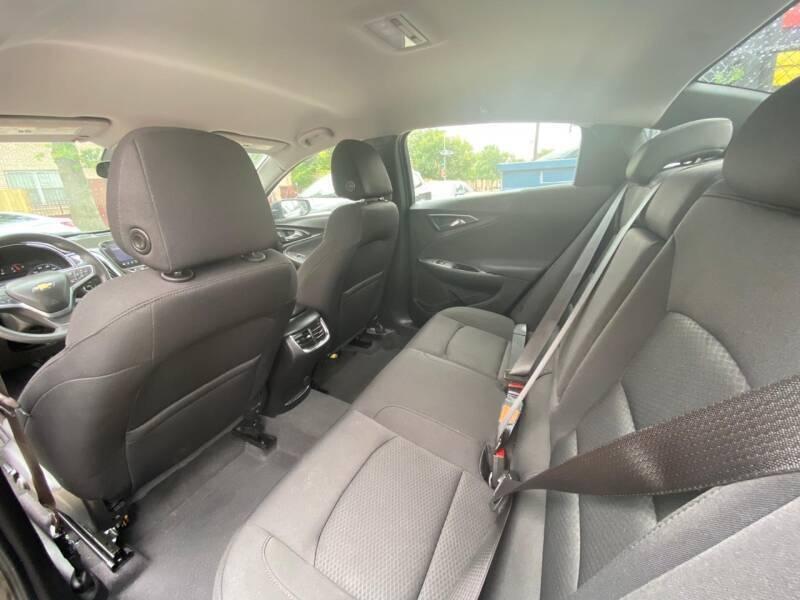Chevrolet Malibu 2020 price $25,100