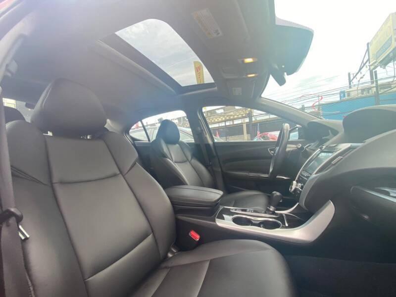 Acura TLX 2018 price $25,680