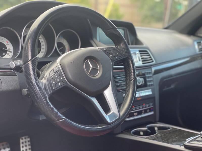 Mercedes-Benz E-Class 2014 price $20,999