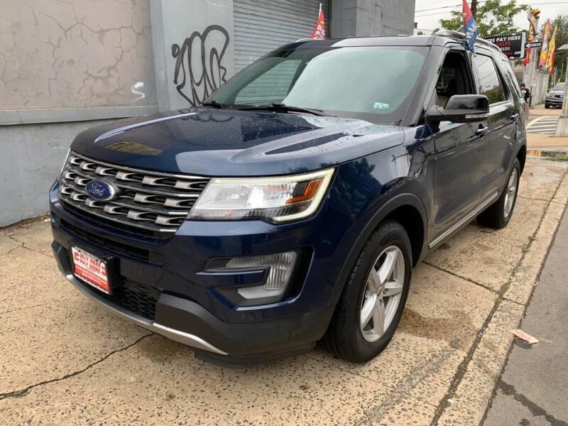 Ford Explorer 2017 price $18,200