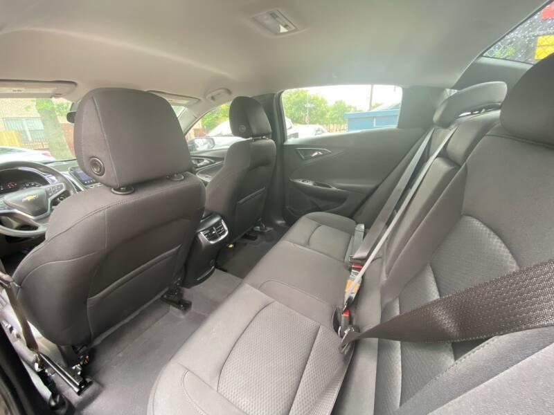 Chevrolet Malibu 2020 price $22,100