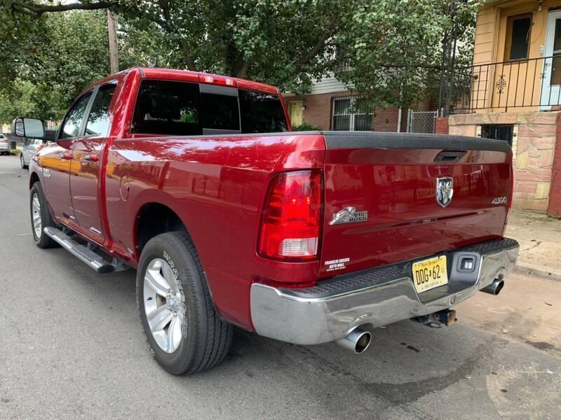 Dodge Ram Pickup 1500 2014 price $25,500