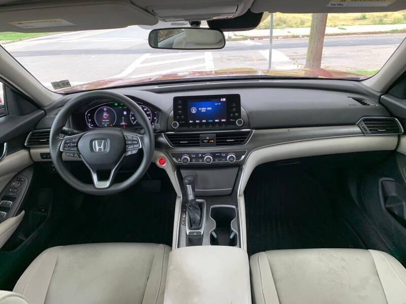 Honda Accord 2018 price $999