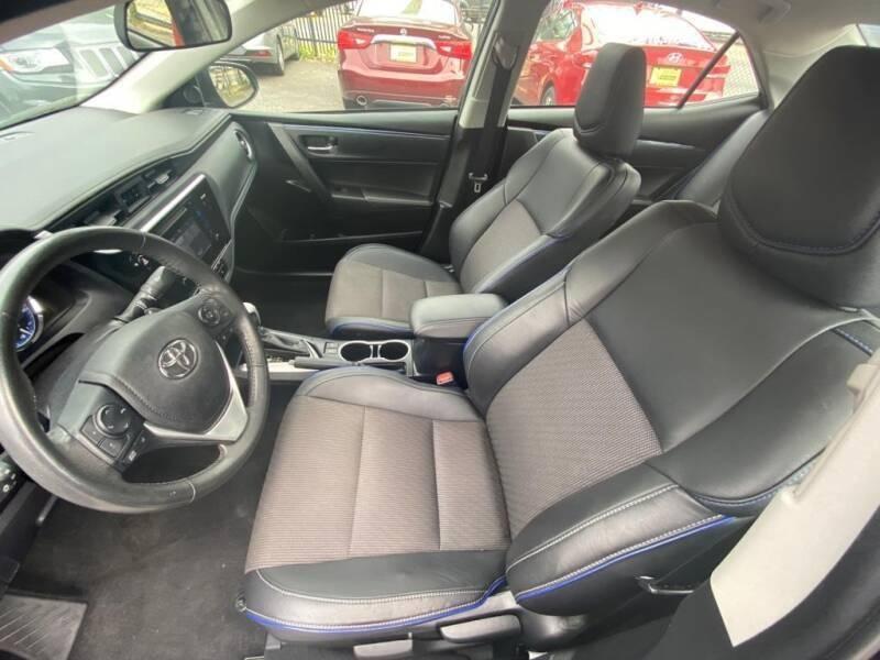 Toyota Corolla 2017 price $15,741
