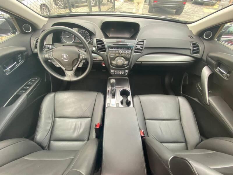Acura RDX 2015 price $18,195