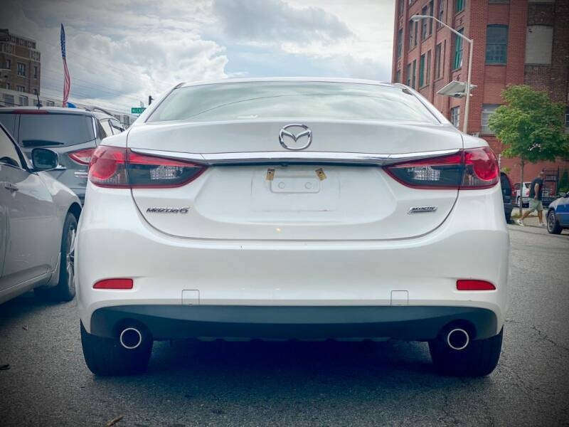 Mazda MAZDA6 2016 price $12,500