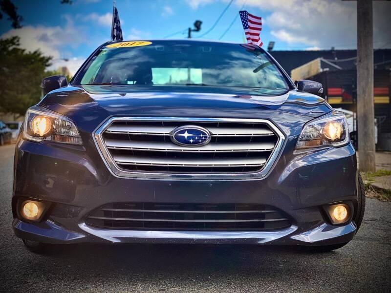Subaru Legacy 2017 price $16,850