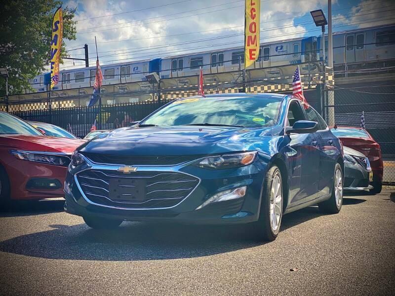 Chevrolet Malibu 2019 price $19,999
