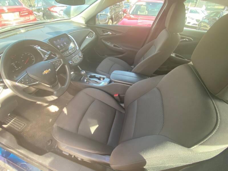 Chevrolet Malibu 2019 price $19,800