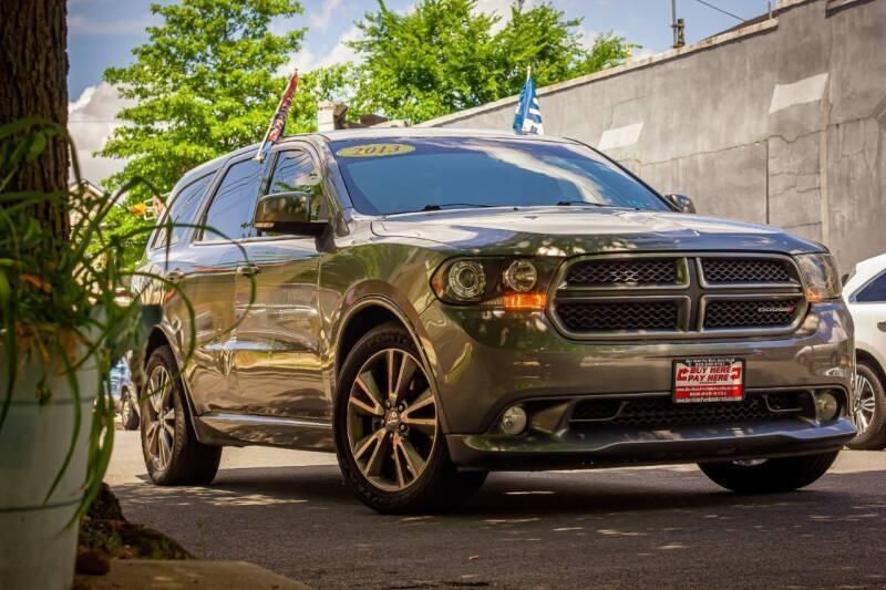 Dodge Durango 2013 price $19,999