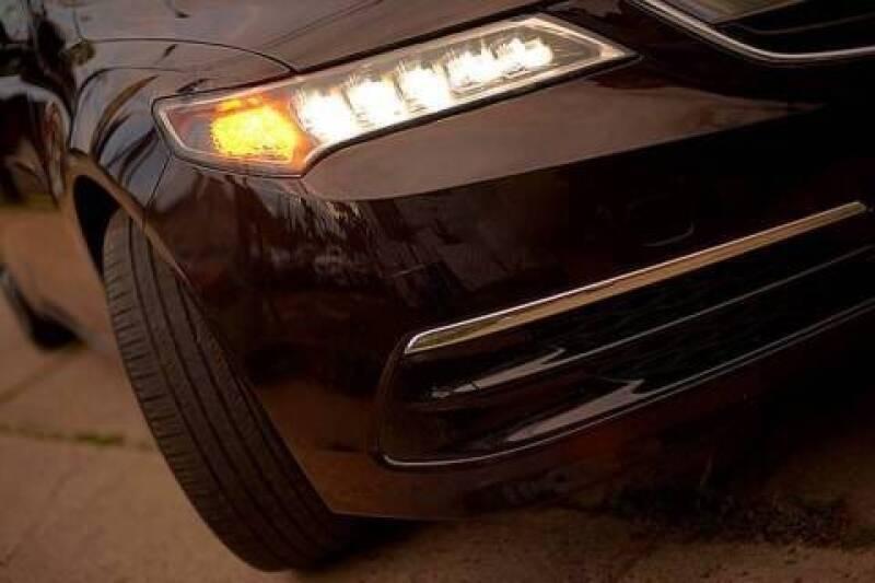 Acura TLX 2015 price $19,235