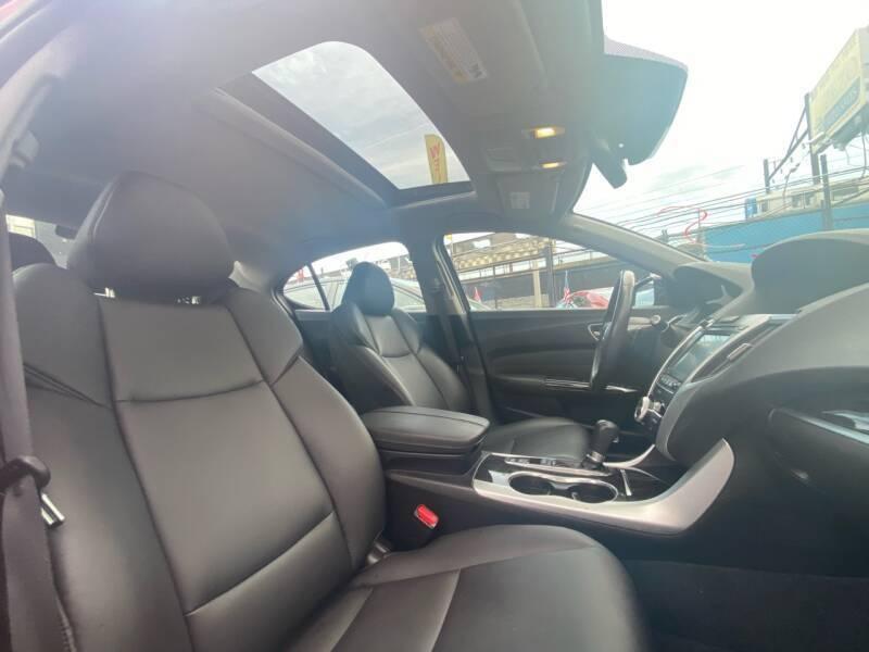Acura TLX 2018 price $26,999