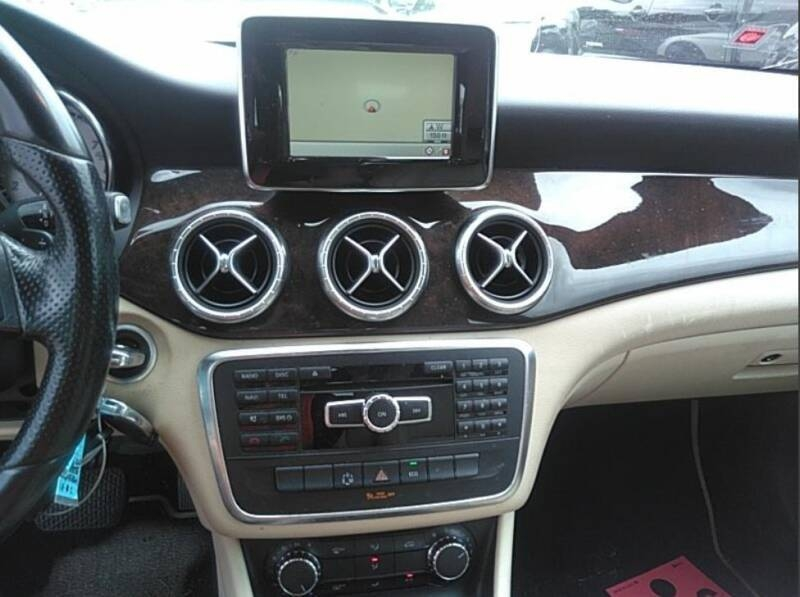 Mercedes-Benz CLA 2014 price $15,450