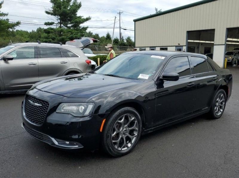 Chrysler 300 2015 price $18,800