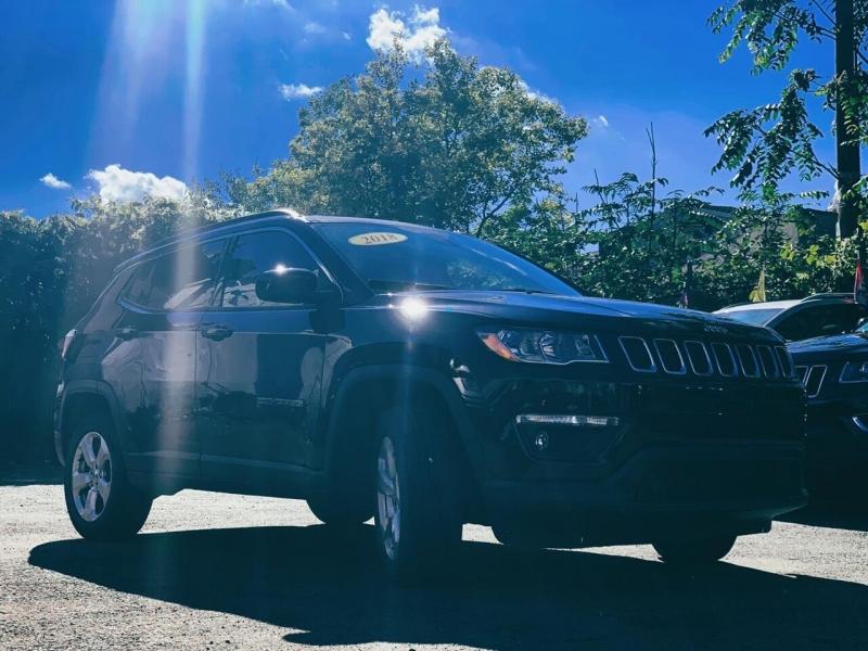 Jeep Compass 2018 price $999