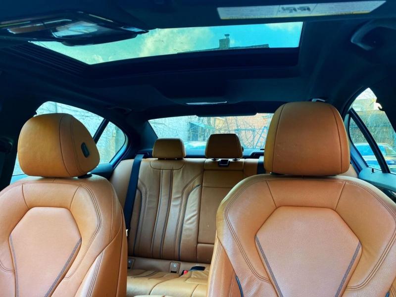 BMW 5 Series 2017 price $29,600