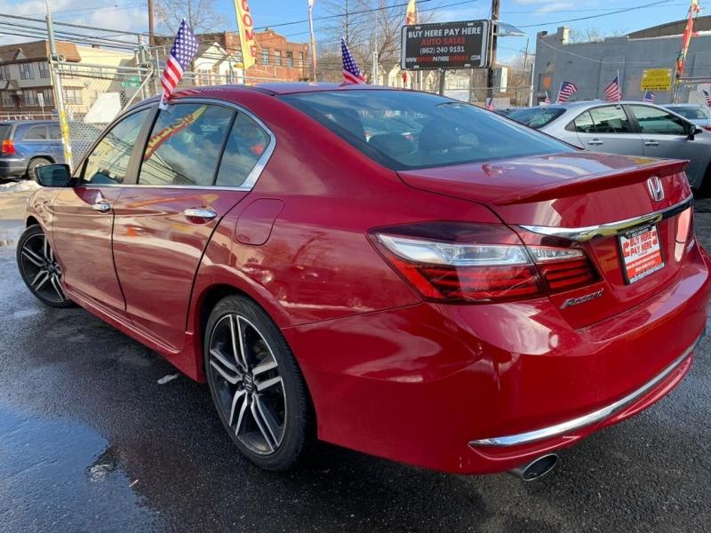 Honda Accord 2017 price $500