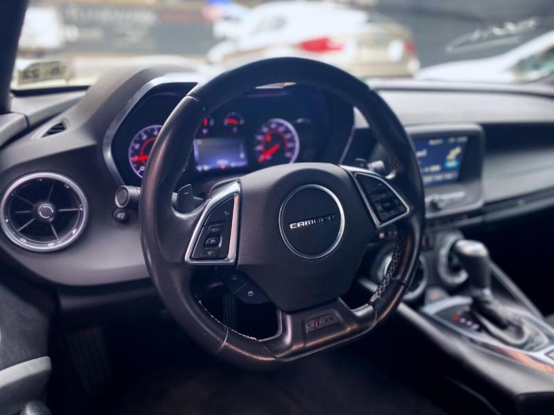 Chevrolet Camaro 2017 price $25,700